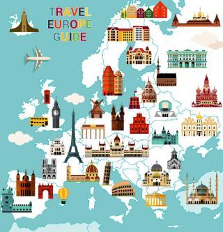 Europejski Dzień Języków 2021 - Podróż po Europie